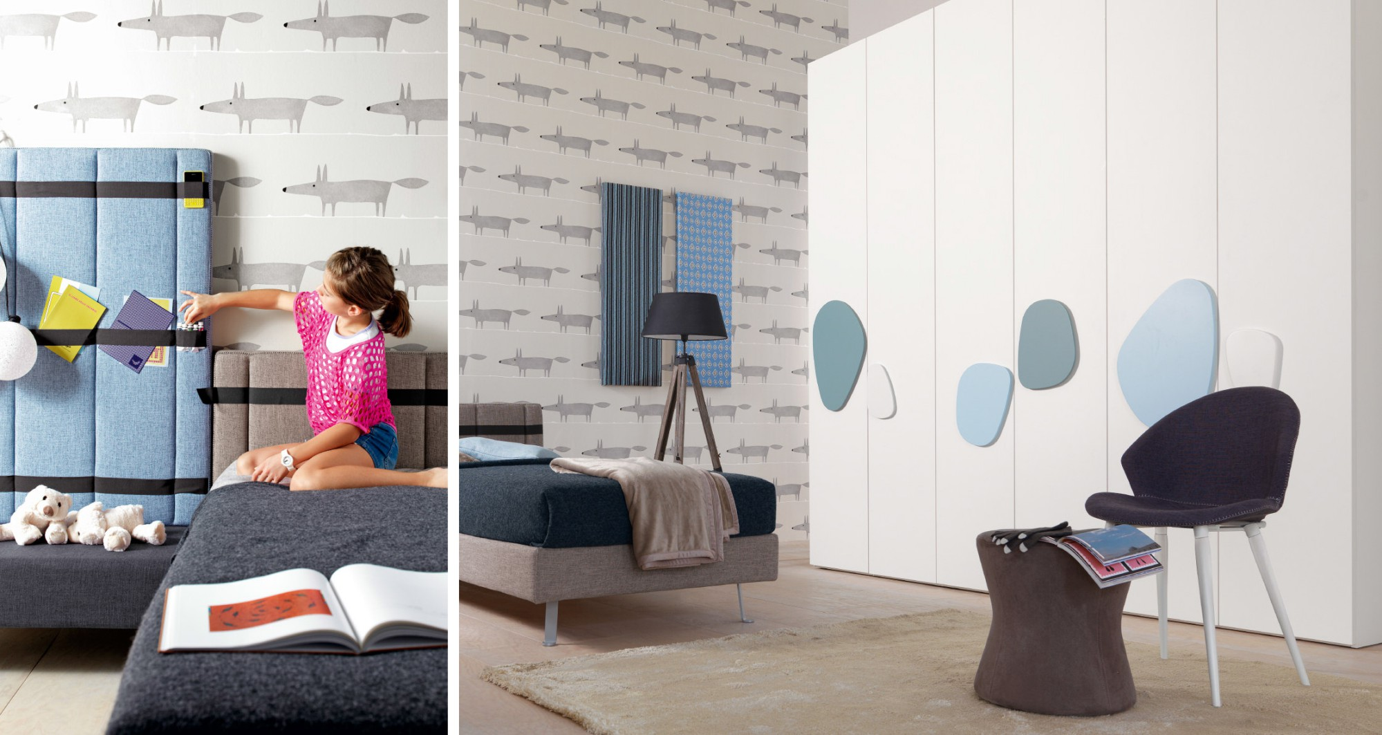 CITYDREAM: CREATIVE JUNIOR BEDROOMS AND SPACE SAVING ...