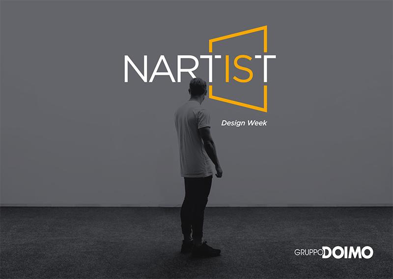 Invito fuorisalone 2017 Doimo-Nartist