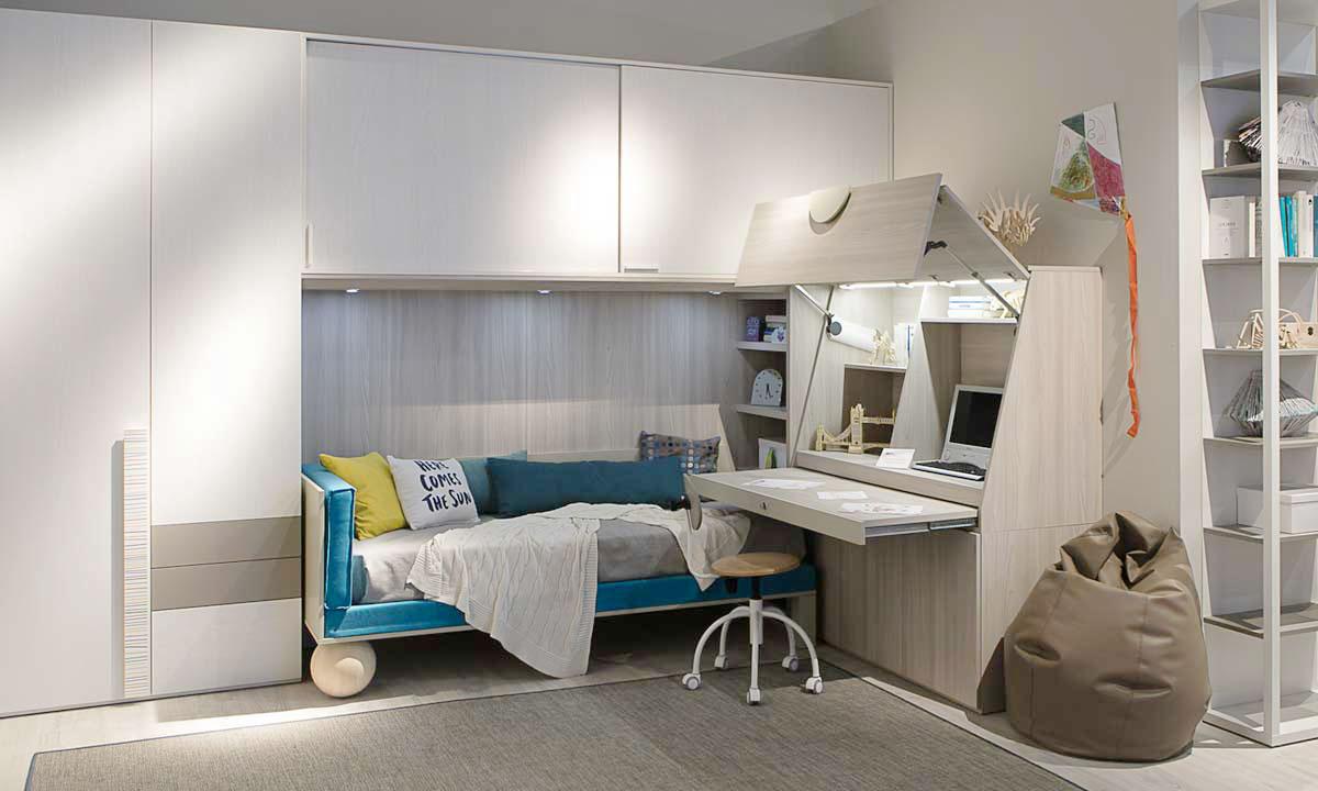 DIELLE MODUS: NUOVO LETTO STYLE-style bed Prodotti novità Salone Mobile 2017
