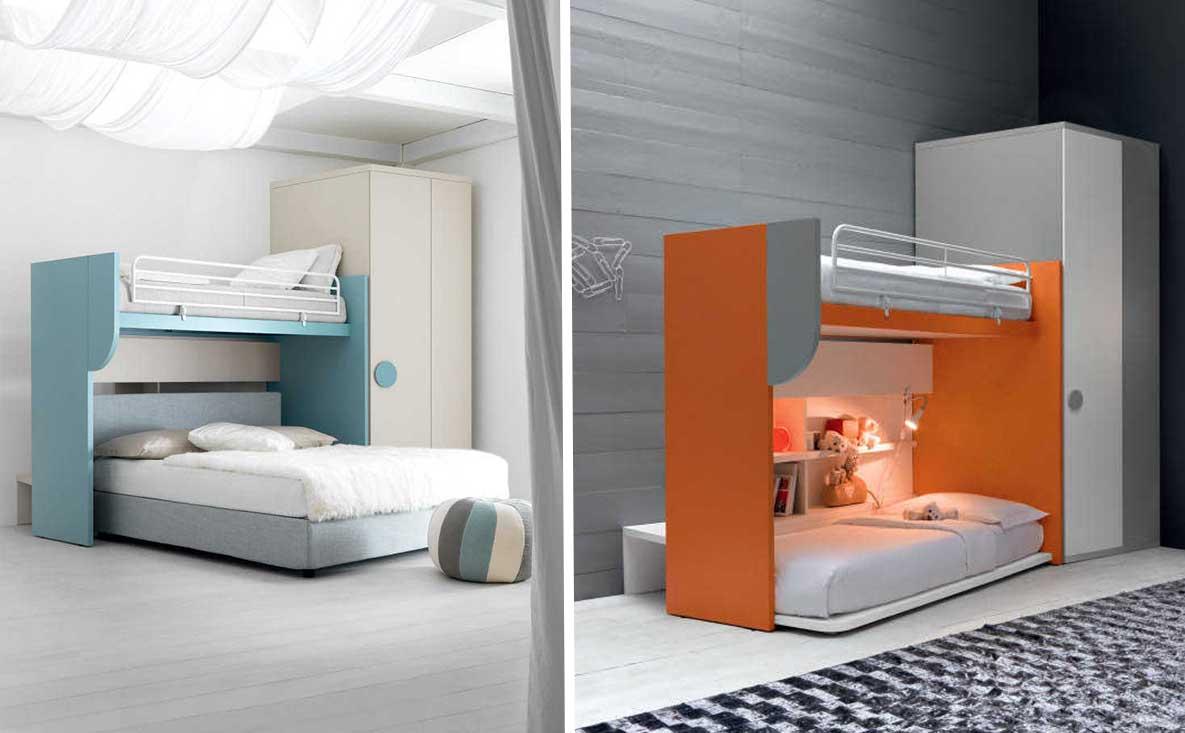 Letto a castello 15 doimo - Dove comprare un letto matrimoniale ...