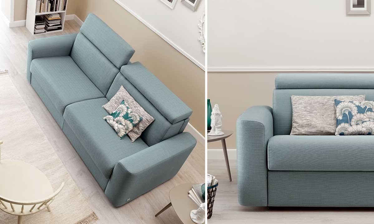 Divani letto scegliamo quelli trasformabili doimo for Salotti divani