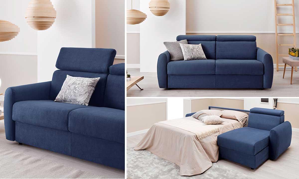 Divani letto scegliamo quelli trasformabili doimo for Prezzi divani letto