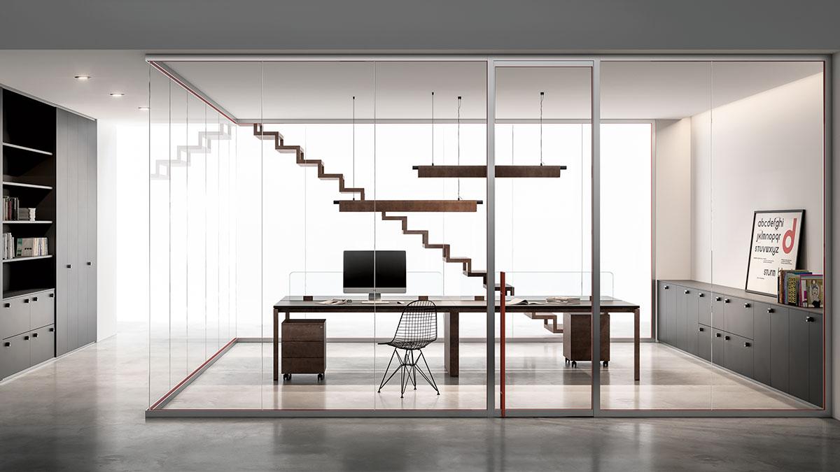 Stare bene in ufficio spazi arredi luce e for Design ufficio