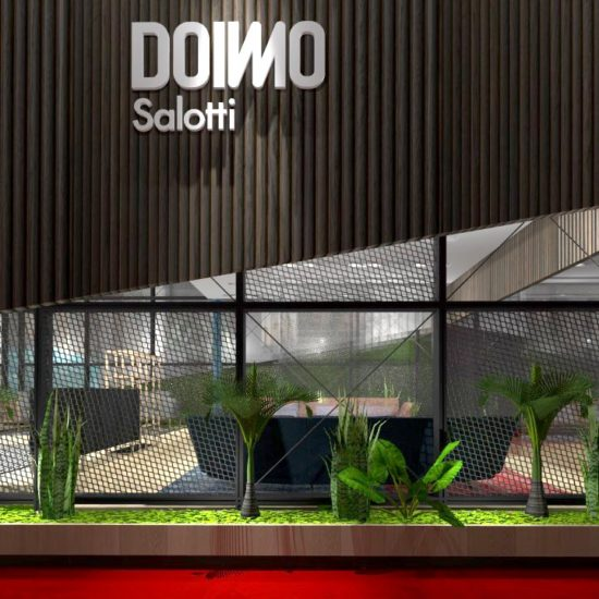 Doimo-Salotti-Salone-del-mobile-2018-stand_chiara